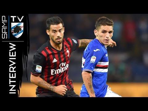 Sampdoria-Milan, Torreira: «La gente è con noi, continuiamo così»