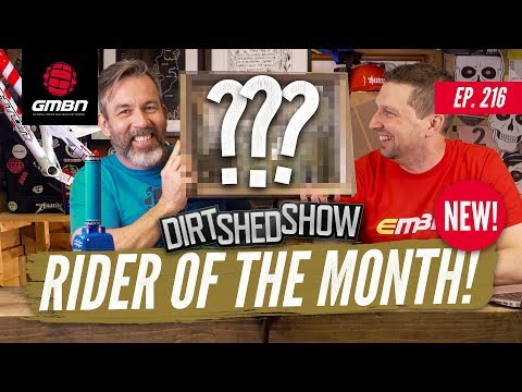 Introducing The DSS Award! | Dirt Shed Show Ep.216