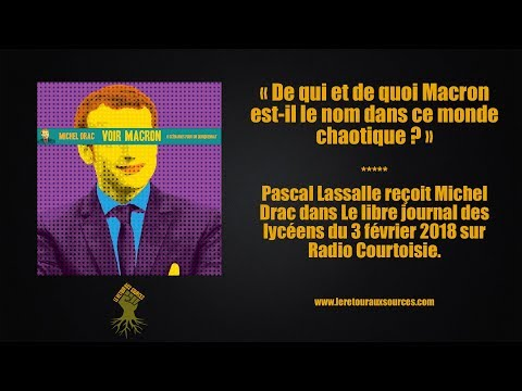 Michel Drac sur Radio Courtoisie : « De quoi Macron est-il le nom dans ce monde chaotique ? » Nouvel Ordre Mondial, Nouvel Ordre Mondial Actualit�, Nouvel Ordre Mondial illuminati