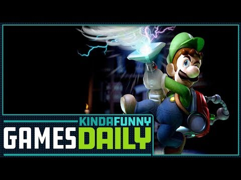connectYoutube - Nintendo Direct Tomorrow - Kinda Funny Games Daily 03.07.18