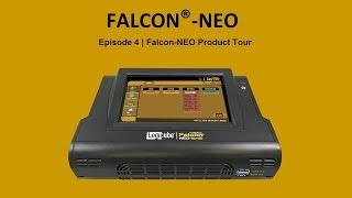 Falcon-NEO 搭載ポート&接続方法