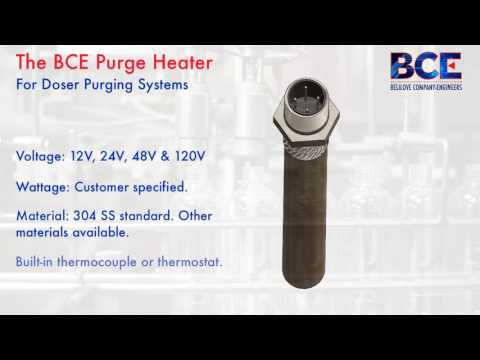 Doser Purge Heater by BCE