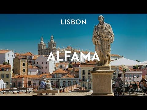 Destination/Property Market Guide: Alfama, Lisbon