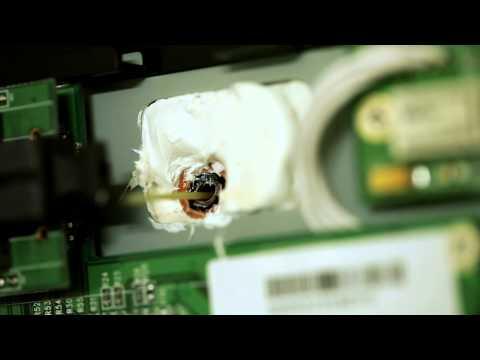 Övik Energi - Installationsfilm för bredband