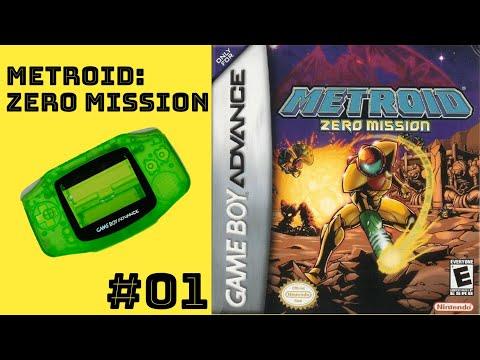 BITeLog 00F9.1: Metroid: Zero MIssion (GAMEBOY ADVANCE)
