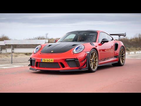 LOUDEST Porsche 991.2 GT3 RS with JCR Race Exhaust - Launch Control, Accelerations & Revs !