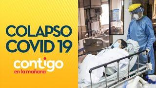 POR COLAPSO Clínica BUPA anunció cierre de servicio de urgencia - Contigo en La Mañana