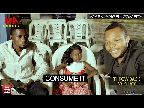 CONSUME IT (Mark Angel Comedy) (Throw Back Monday)