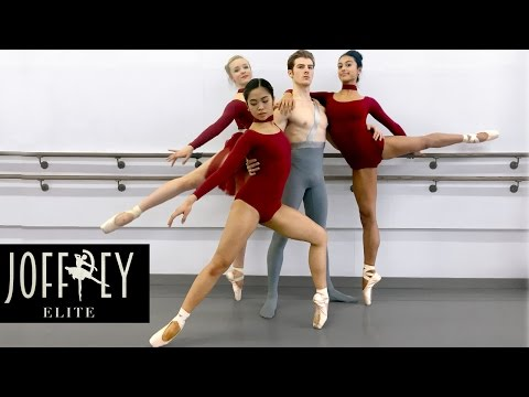 The Ballet Duets | JOFFREY ELITE EP 10