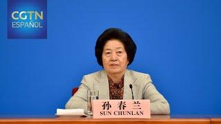 Vice primera ministra china visita Jilin para supervisar la prevención y el control de la epidemia