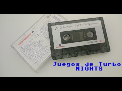 Commodore Commodoriano: Juegos de Turbo - Part II