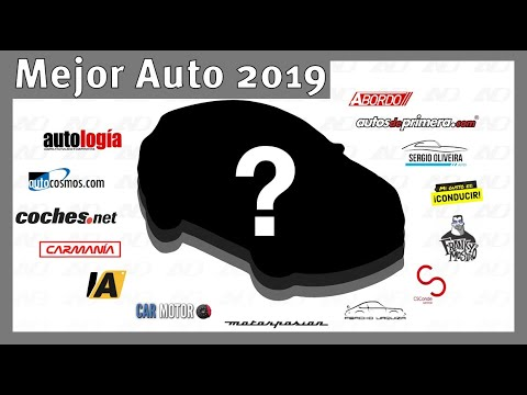 El auto favorito del 2019 de los expertos en autos de YouTube - Colaboración