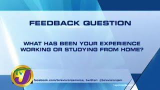 TVJ News: Feedback Question - May 20 2020