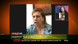 La cyber familia