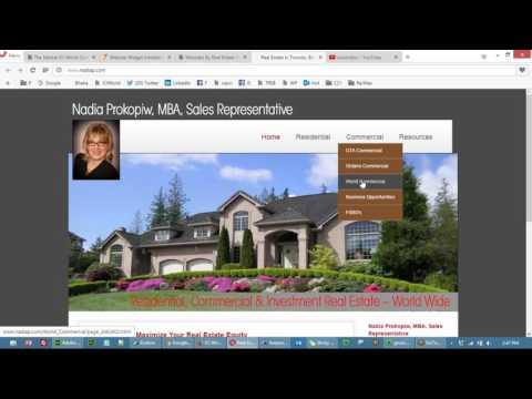 For Real Estate Broker Members ICIWorld Orientation