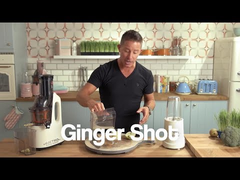 Ginger Shot Jason Vale Recipe