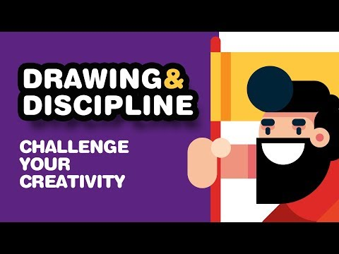 DRAWING, DISCIPLINE AND FOCUS