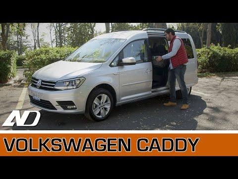 Volkswagen Caddy - La nueva mariachera