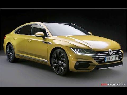 Car Design: 2017 Volkswagen Arteon