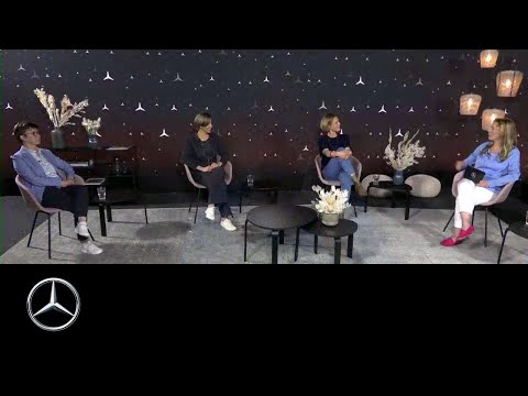 """She's Mercedes – THE STUDIO - Digital Talk zum Thema """"New Work"""""""