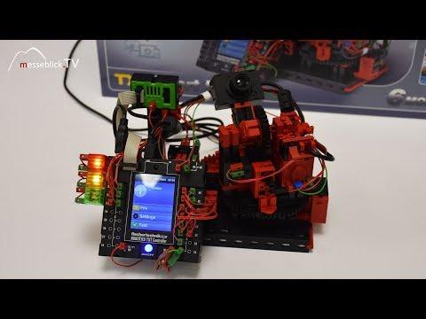 Robotics TXT Controller von Fischertechnik