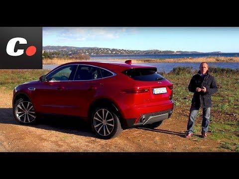 Jaguar E-Pace | Primera prueba / Test / Review en español | coches.net