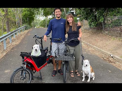 Fun While in Isolation: Fiona & Dieter's Life with EBikes