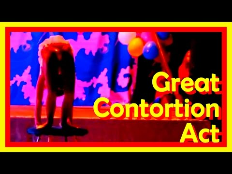 Interesting Contortion Act