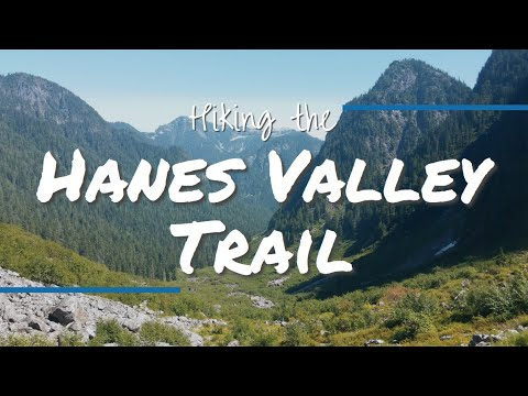 Hanes Valley Loop Hike in North Vancouver, BC