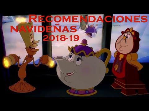 Recomendaciones Navideñas (Especial Solsticio de Invierno 2018)