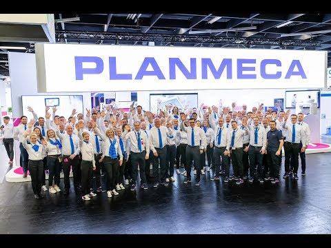Planmeca at IDS 2019
