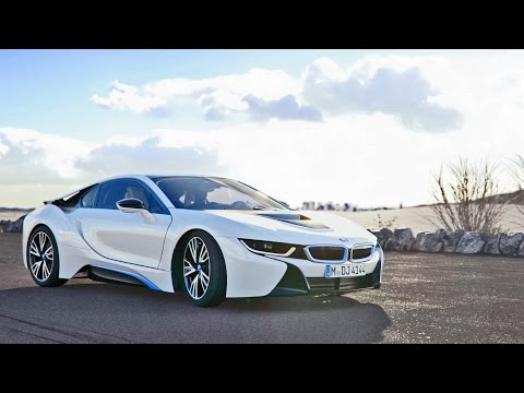 The BMW i8 Technology