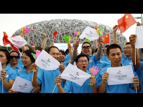 Beijing to host 2022 Winter Olympics - China celebrates