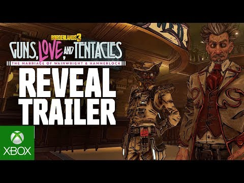 Borderlands 3 ? Guns, Love, and Tentacles Official Reveal Trailer