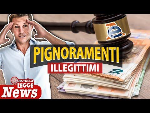 ILLEGITTIMI tutti i PIGNORAMENTI di Agenzia Entrate Riscossione   Avv. Angelo Greco