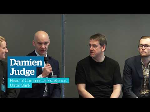 Panel Interview from Atos, Worldline & Finovate's FinTech March 2018 Event