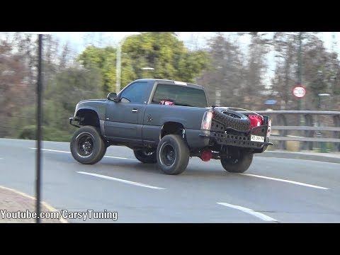 "Will it Drift"" Chevy Silverado"