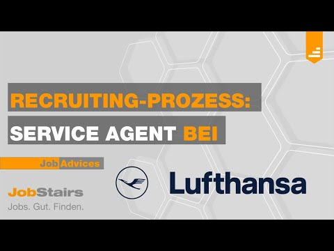 Recruiting Video Lufthansa - Service Agent (m/w) Check-in