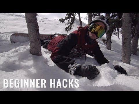 Beginner Hacks For Snowboarding