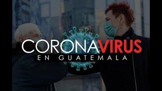 Guatemala supera los 55 mil casos de COVID-19