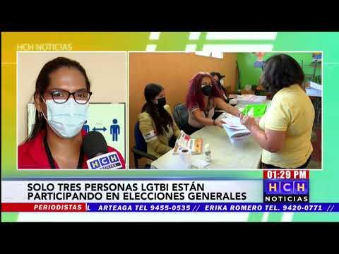 """¡Sin contar a """"los del closet""""! Solo tres miembros LGBTI participarán en Elecciones Generales"""