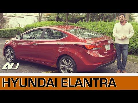 Hyundai Elantra - Bonito transporte familiar