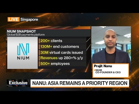 Singapore Fintech StartupNiumTops $1 Billion Valuation