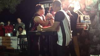 "VIDEO: UAL - Allen Fisher VS Geoff ""HaleRaiser"" Hale - Match 2 (2nd Angle)"