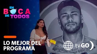 En Boca de Todos: Ivana Yturbe habló de la relación que tiene con Neymar (HOY)