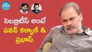 Pawan Kalyan & Prabhas are Celebrities Not Me - Naga Babu   Dil Se with Anjali  iDream Telugu Movies - IDREAMMOVIES