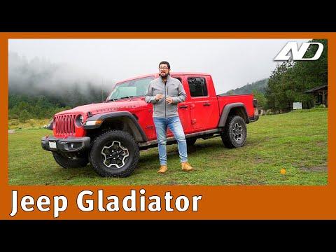 Jeep Gladiator - Juntando lo mejor de dos mundos para crear un juguetote
