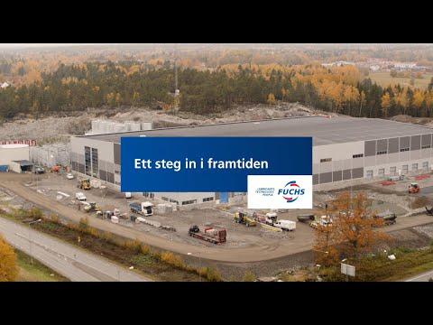 Ett steg in i framtiden - FUCHS Nordics nya produktionsanläggning