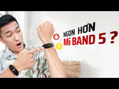 Đánh giá Oppo Band: Trên 600K, ngon hơn cả Mi Band?