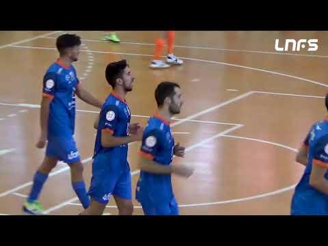 Full Energía Zaragoza 6-3 FS Móstoles Jornada 6 Segunda División Temp 21/22